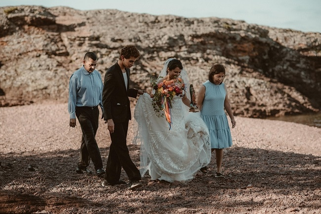 191-Eliot-Lupita-Wedding_Lume-Photography-elopement-destination-michigan-harbor-elope-usa-beach-summer-outdoor-intimate-ceremony