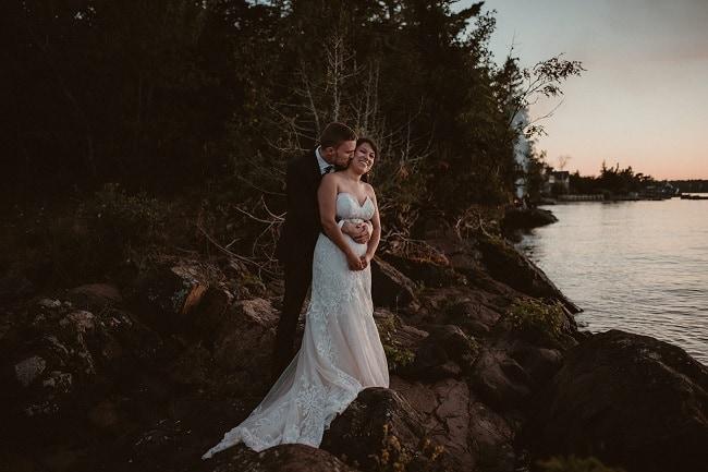 490-Eliot-Lupita-Wedding_Lume-Photography-elopement-destination-michigan-harbor-elope-usa-beach-summer-outdoor-intimate-ceremony