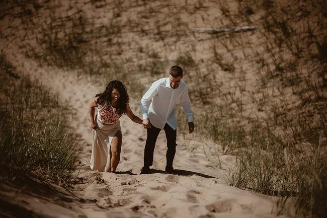 74-Eliot-Lupita-Wedding_Lume-Photography-elopement-destination-michigan-harbor-elope-usa-beach-summer-outdoor-intimate-ceremony