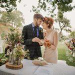 Intimate Elopement Wedding In Rome