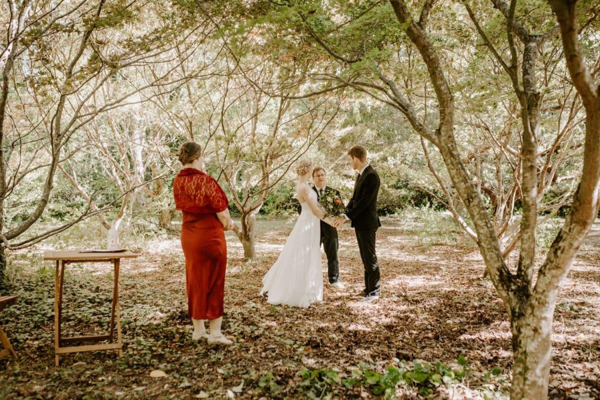 mt-wilson-blue-mountains-elopement-wedding-destination-packages-coronavirus-intimate-outdoor-autumn-fall-gardens-hayleyrafton-ceremony