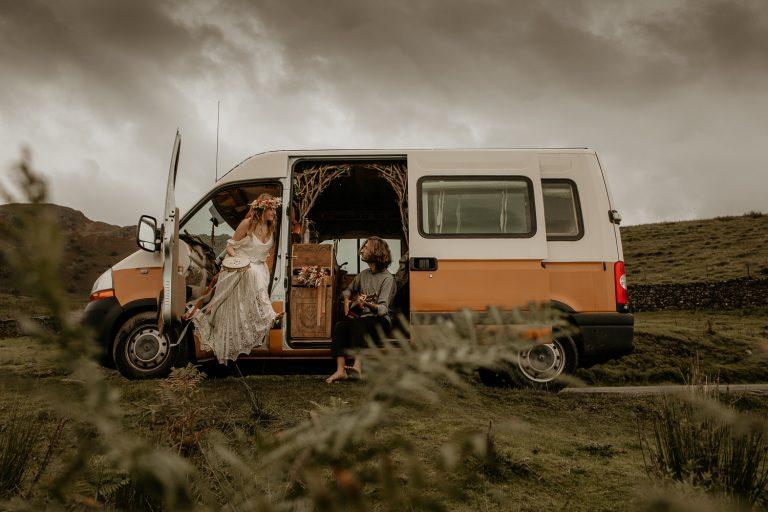 unfurl27-photography-lake-district-van-life-elopement-wedding-countryside-elope-boho-inspiration-hip-adventure-outdoor-england-guitar-moody-skies