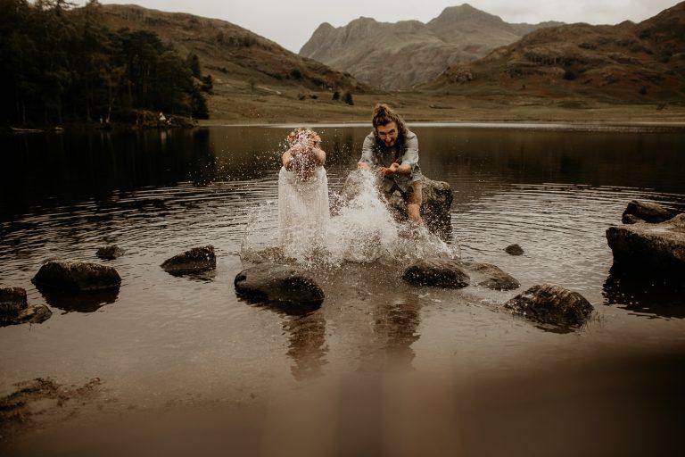 unfurl68-photography-lake-district-van-life-elopement-wedding-countryside-elope-boho-inspiration-hip-adventure-outdoor-england-water-splash
